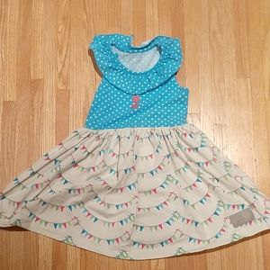 Eleanor Rose A Dress For Texas 4-5 Years
